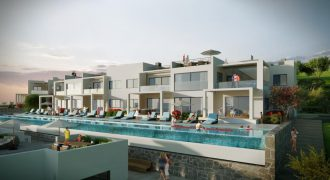 3 Bedroom Apartment of 165m² in Esentepe