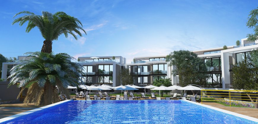 2 Bedroom Apartment of 110m² in Ozankoy