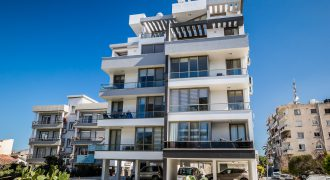 Luxury 2 Bedroom Penthouse of 140m² in City Center of Kyrenia