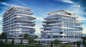 Luxury 4 Bedroom Penthouse of 229m² in City Center of Kyrenia