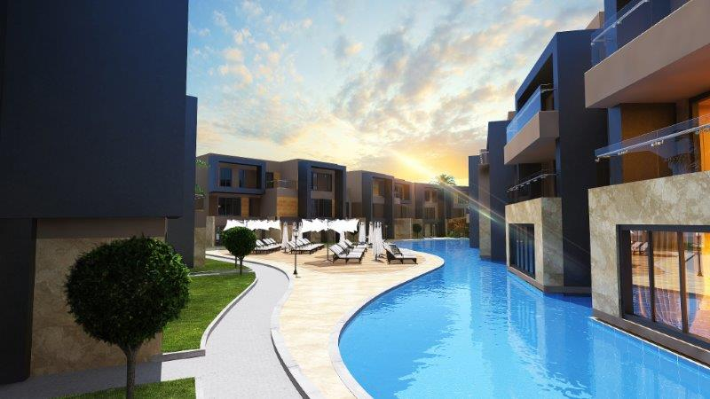 2 Bedroom Apartment of 85m² in Karaoglanoglu