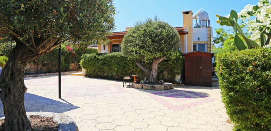 3 Bedroom Villa of 130m² in Ozankoy