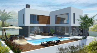 4 Bedroom Villa of 361m² in Catalkoy