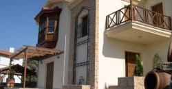 3 Bedroom Villa of 228m² + 42m² Terrace in Alsancak