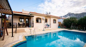Fully Furnished 3 Bedroom Villa of 140m² in Karaoglanoglu