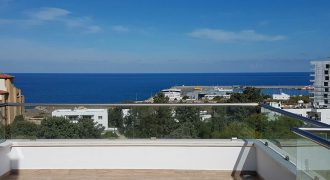 3 Bedroom Penthouse of 135m² in City Center of Kyrenia