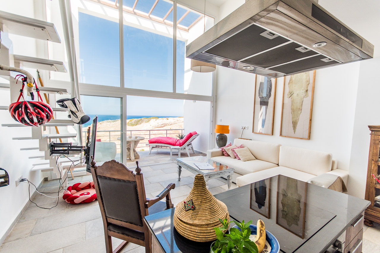 1 Bedroom Penthouse of 77m² in Esentepe