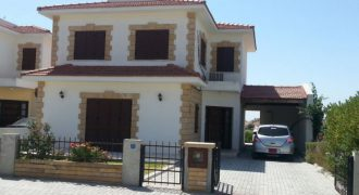 3 Bedroom Villa of 180m² in Bogaz