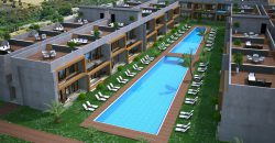 1 Bedroom Apartment of 55m² in Dogankoy
