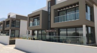 2 Bedroom Apartment of 96m² + 154m² Garden in Alsancak