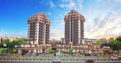 2 Bedroom Apartment of 73m² in City Center of Famagusta