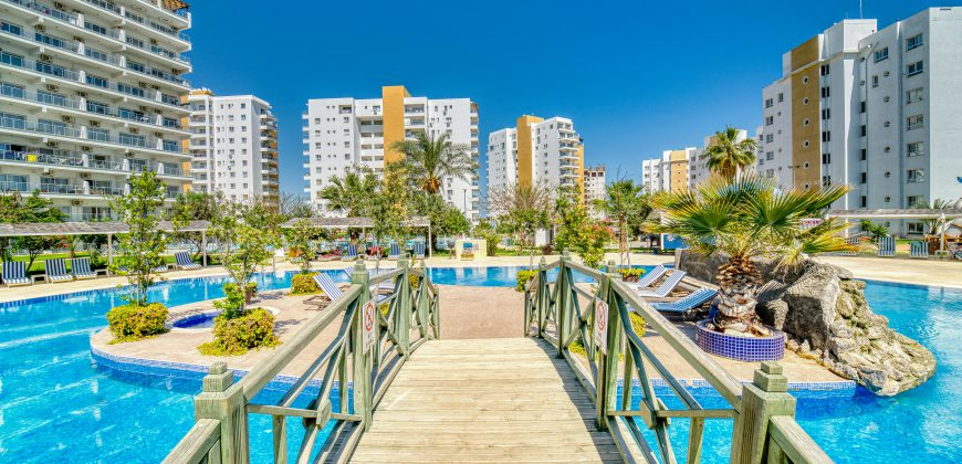 1 Bedroom Apartment of 65m² + 8m² Balcony in Long Beach