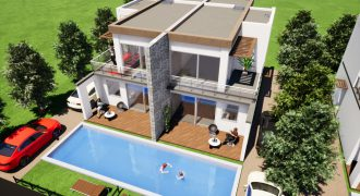 3 Bedroom Villa of 115m² in Bogaz