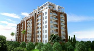 3 Bedroom Apartment of 135m² in City Center of Kyrenia