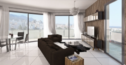1 Bedroom Apartment of 55m² in City Center of Kyrenia