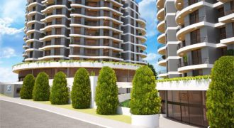 3 Bedroom Apartment of 145m² in City Center of Kyrenia