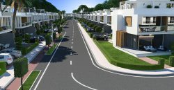 2 Bedroom Semi-detached Villas of 144m² + 63m² Terraces in Bogaz