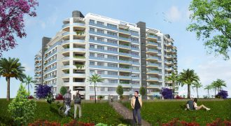 Luxury 3 Bedroom Apartment of 155m² in City Center of Kyrenia