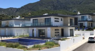 Luxury 4 Bedroom Villa of 226m² on 530m² Plot in Edremit