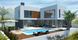 Luxury 4 Bedroom Villa of 361m² on Plot of 516m² in Catalkoy