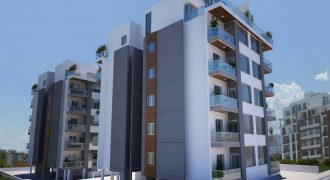 1 Bedroom Penthouse of 95m² in City Center of Kyrenia