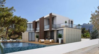 Luxury 4 Bedroom Villa of 300m² on Plot of 1 Donum in Catalkoy