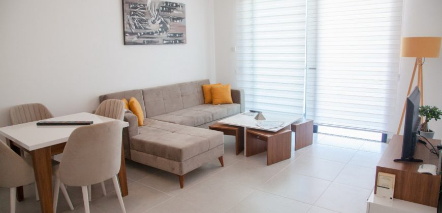2 Bedroom Apartment of 95m² in City Center of Famagusta