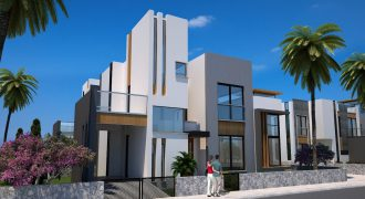 3 Bedroom Villa of 200m² in Karsiyaka