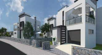 3 Bedroom Villa of 184m² in Ozankoy