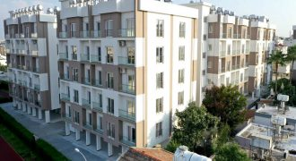 2 Bedroom Apartment of 80m² in Lefkosa