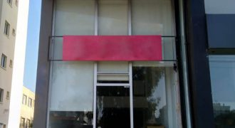 3 Storey commercial of 235m² in City Center of Famagusta