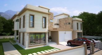 3 Bedroom Villa of 180m² in Zeytinlik