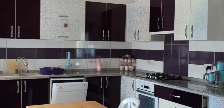 3 Bedroom Apartment of 120m² in City Center of Famagusta