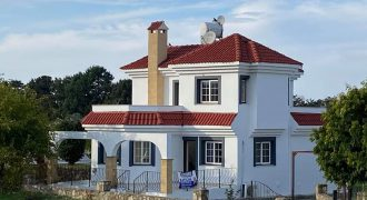 3 Bedroom Villa of 170m² on Plot of 680m² in Ozankoy