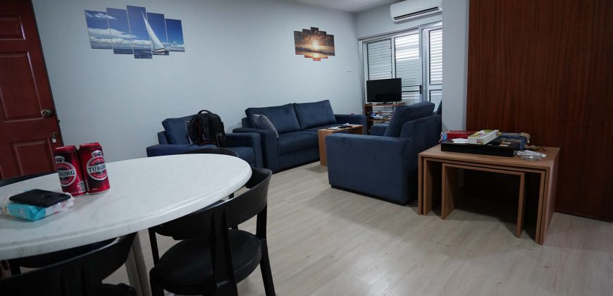 3 Bedroom Apartment of 130m² in City Center of Famagusta