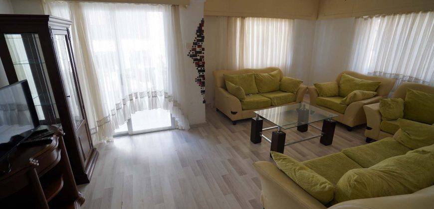 3 Bedroom Apartment of 110m² in City Center of Famagusta