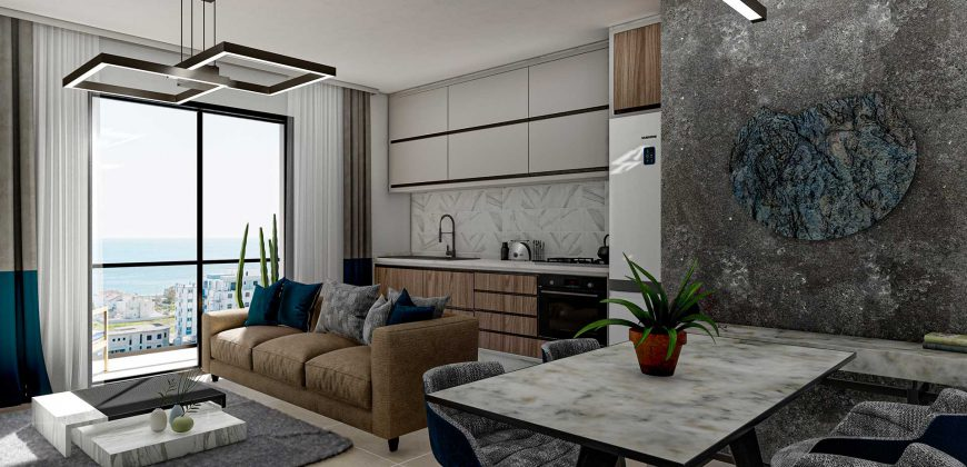 1 Bedroom Apartment of 55m² in Long Beach